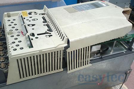 Inverter Abb ACS800 arrivato danneggiato