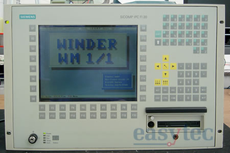 Riparazione Panel PC Siemens SICOM IPC FI20